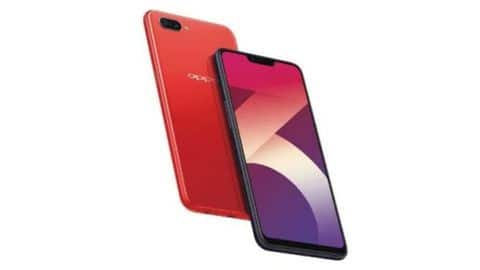 OPPO A3s gets price cut, now costs Rs. 10,990