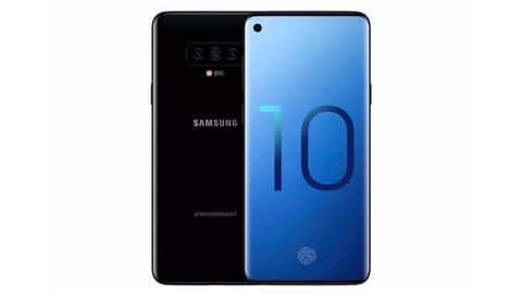 Samsung Galaxy S10 to feature triple rear-camera, Infinity-O display