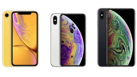 Apple to Launch Three OLED iPhones in 2020