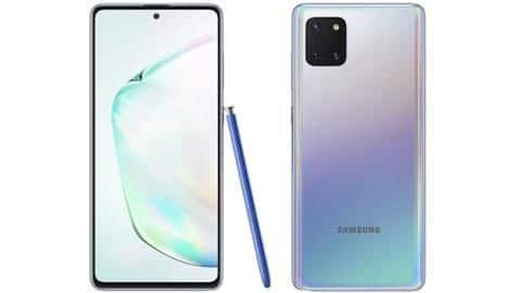 Samsung Galaxy Note 10 Lite v/s S10 Lite: The differences