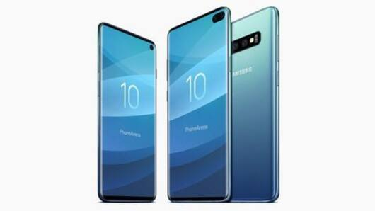 Here's how Galaxy S10's display may look like