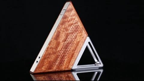 This wooden, mini computer is available for Rs. 12,000