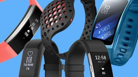 Top 5 fitness bands you can buy under Rs. 10,000