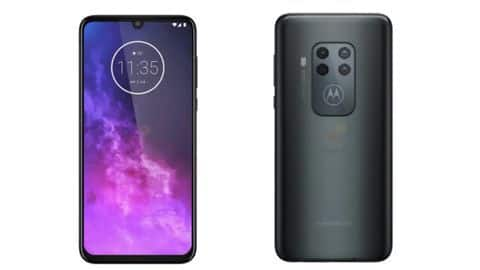 #LeakPeek: Motorola One Zoom to feature a 48MP quad camera