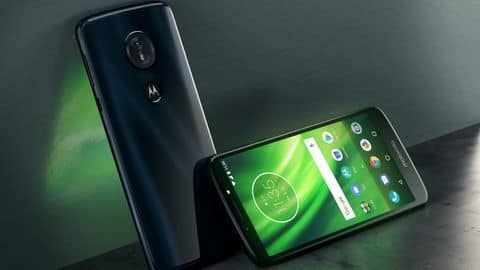 Moto G6 Plus to be launched in India today: Expected price, specifications