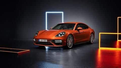 2021 Porsche Panamera (facelift) unveiled: Check what's new