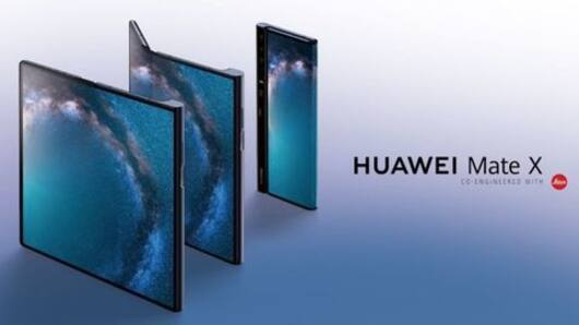 Huawei demonstrates 5G connectivity on its Mate X