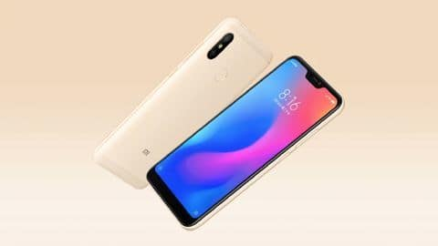 Everything we know about the upcoming Xiaomi Redmi 6 Pro