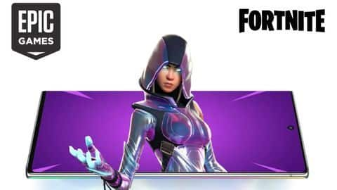 Samsung releases exclusive Fortnite Glow outfit for several Galaxy devices