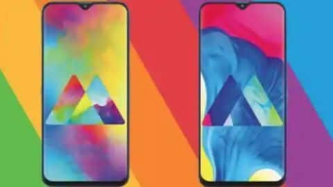 Samsung Galaxy M10, Galaxy M20 flash sale today via Amazon