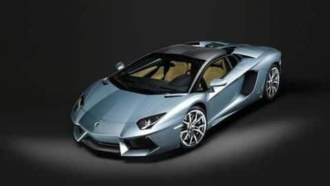Five interesting facts to know about Lamborghini