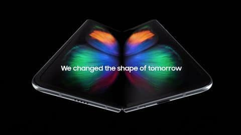 Samsung's foldable phone launched at $1,980: Here's everything to know