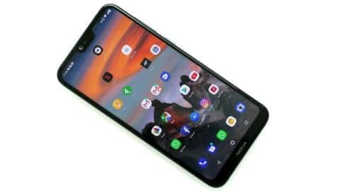 HMD Global releases Android Pie update for Nokia 6.1 Plus