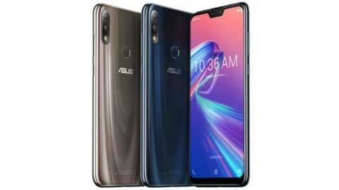 ASUS ZenFone Max Pro M2 goes on sale today