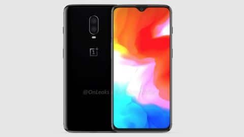 OnePlus 6T will pack a bigger 3,700mAh battery, suggests leak