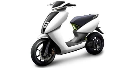 Ather to launch S340 electric scooter in India this year