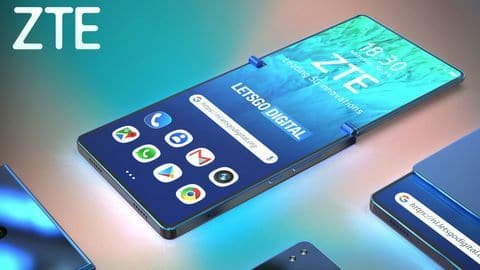 ZTE's foldable phone could look a lot like Motorola's Razr