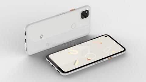 Google Pixel 4a renders: A new design and some surprises
