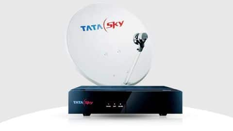 Here's everything about Tata Sky's DTH channel packs and prices