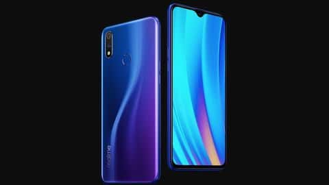 Realme 3 Pro, with 25MP selfie-camera, launched at Rs. 14,000