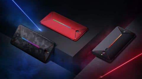 Nubia gaming-centric phone launched in India for Rs. 30,000