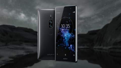 Sony releases Android Pie update for Xperia XZ2 Premium