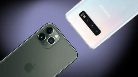 iPhone 11 Pro Max v/s Galaxy Note 10+: A comparison