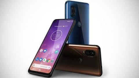 Motorola One Vision to launch in India on June 20