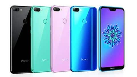 Honor 9N launched in India, price starts at Rs. 11,999