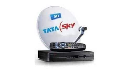 Rivaling Airtel, Tata Sky reduces prices of its set-top boxes