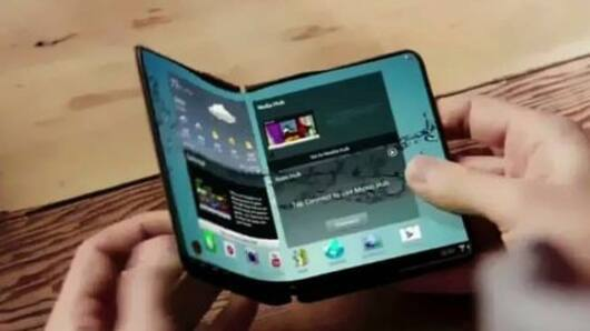 Leak reveals key specification of Samsung's foldable phone