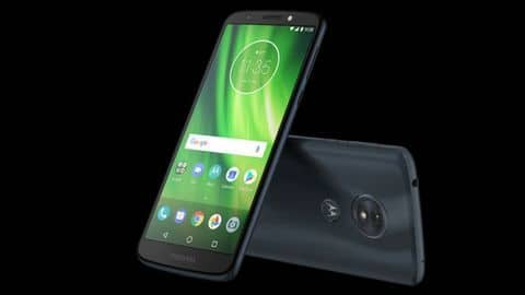 Moto G6 Play to be launched on May 21