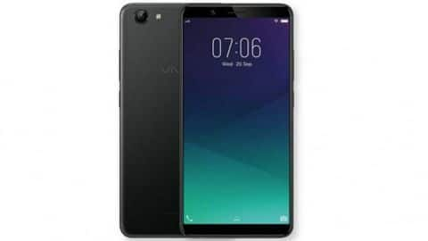 Vivo Y71i with face-unlock launched in India for Rs. 8,990