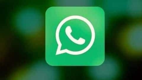 WhatsApp's Delete Message feature will work only on group chats
