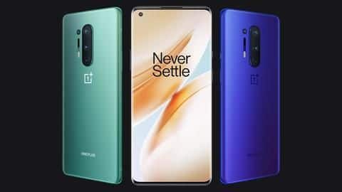 Pre-orders of OnePlus 8 series live on Amazon: Details here
