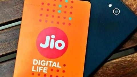 Reliance Jio launches Rs. 4,999 annual prepaid plan
