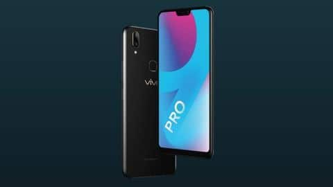 Vivo V9 Pro launched in India for Rs. 19,990