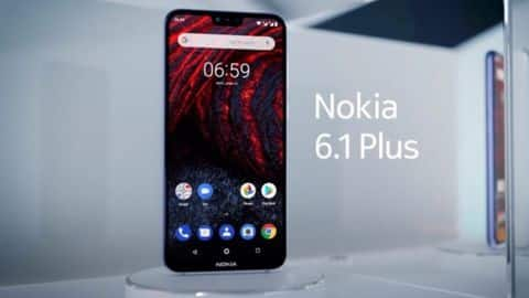 Nokia 6.1 Plus to launch tomorrow, will be Flipkart exclusive