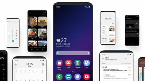These Samsung phones will receive Android Pie-based UI next year