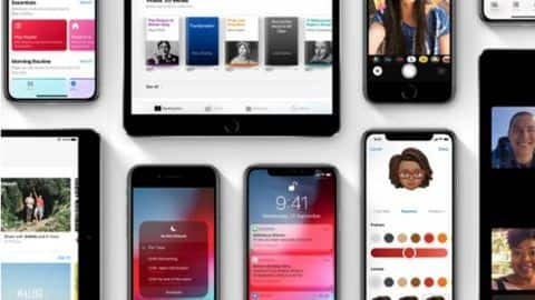 Things to Do Before Installing iOS 12