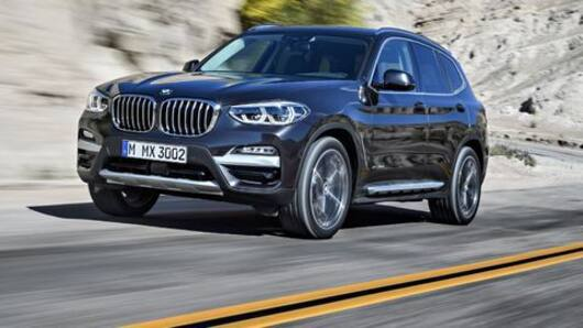 2018 BMW X3 launched, starts Rs. 49.99 lakh