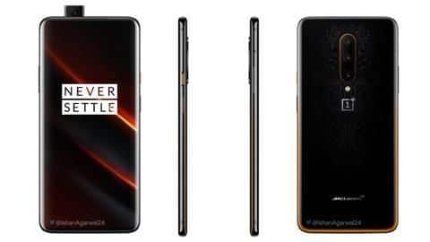 Ahead of launch, OnePlus 7T Pro McLaren Edition leaked