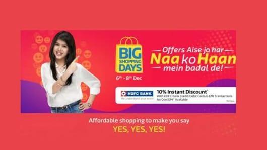 Flipkart sale: Top deals on smartphones