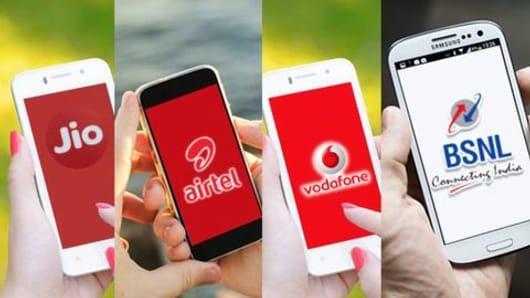 Best 4G prepaid plans from Jio, Airtel, Vodafone
