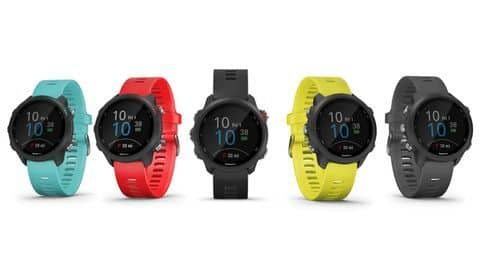 Garmin launches flagship smartwatches, price starts at Rs. 29,990