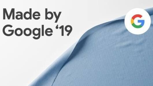 Google Pixel 4 launch event: Date, timings, streaming