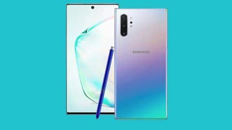 Samsung Galaxy Note 10 Plus 5G leaked: Details here