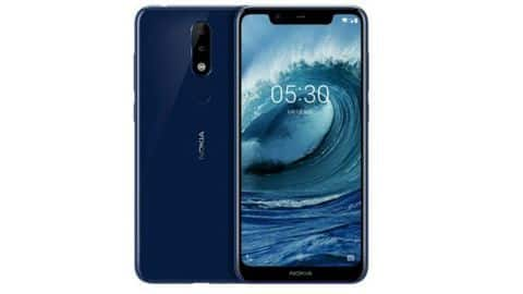 Nokia X5 with notch-based display could launch in China, tomorrow
