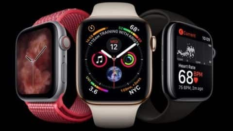 Apple Watch Series 4 now available, starts at Rs. 40,900
