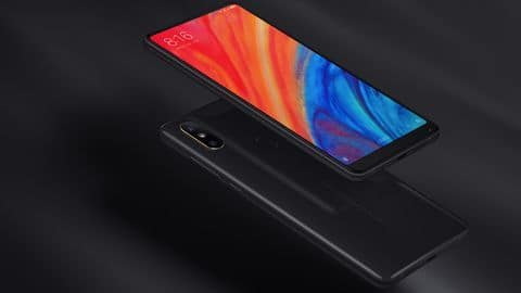 Xiaomi's Mi MIX 2S could be an iPhone X killer